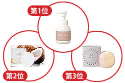 敏感肌にオススメの洗顔料
