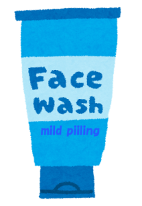 face-wash-piiling