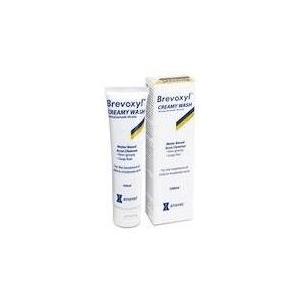 過酸化ベンゾイル入り洗顔料